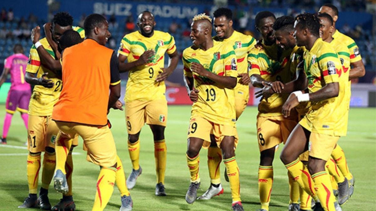 Afrika Uluslar Kupası'nda Mali, Moritanya'yı 4-1 mağlup etti