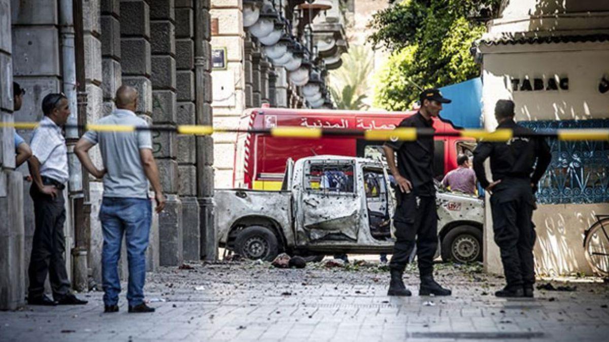 Tunus'ta iki intihar saldırısı! 8 kişi hayatın kaybetti