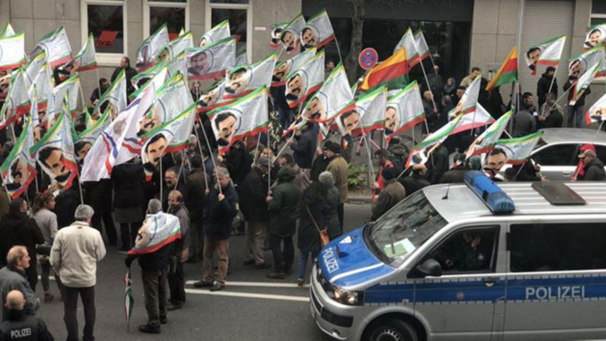 İşte o rapor! Almanya'daki PKK rezaletini kabul ettiler
