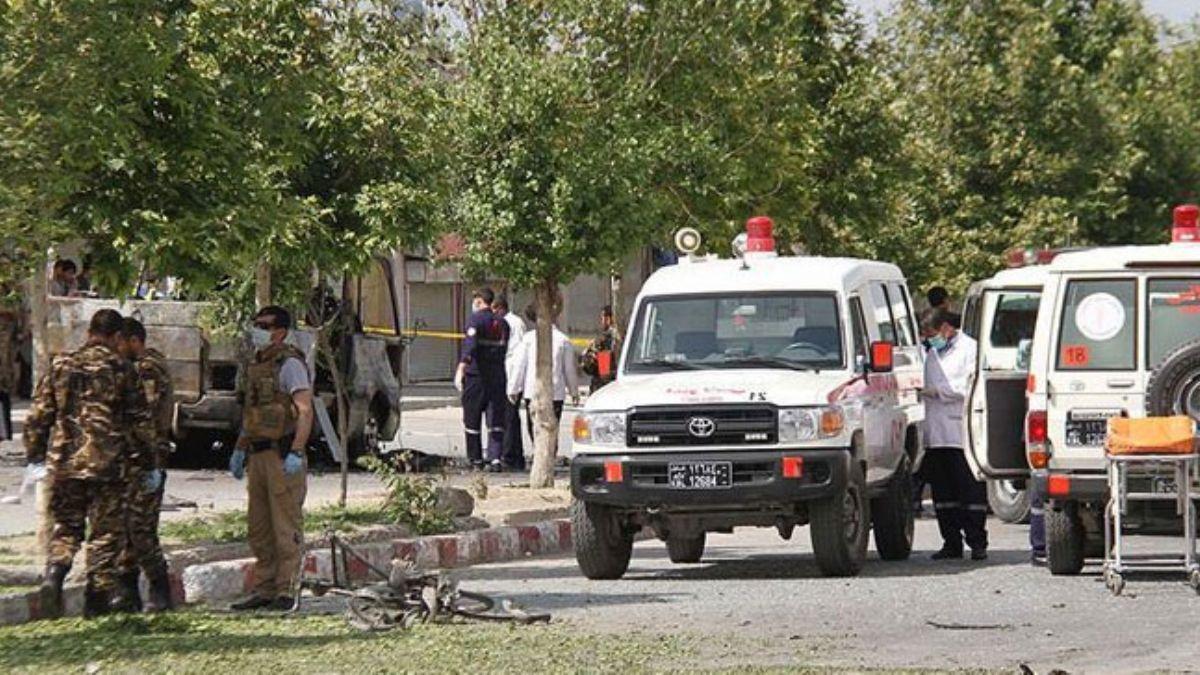 Afganistan'da korucu karakoluna saldırı: 25 korucu hayatını kaybetti