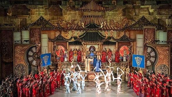 İstanbul'da opera zamanı... Yarın başlıyor
