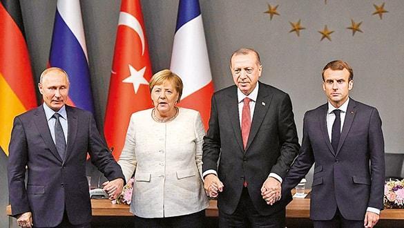 Güvenli bölge için yoğun diplomasi