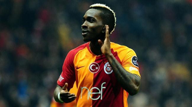 Henry Onyekuru gelecek sezon da Galatasaray'da forma giyecek