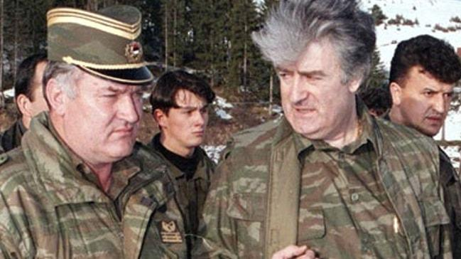 Srebrenitsa soykırımında orman yolu ölüm yolu oldu...