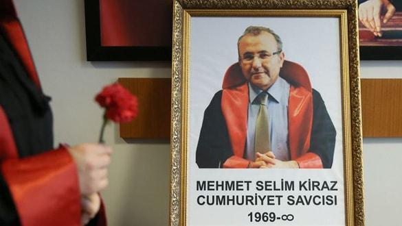 Son dakika haberi:Mehmet Selim Kiraz'ın şehit edilmesi davasında karar