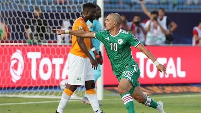Cezayir, Afrika Uluslar Kupası yarı finalinde Nijerya'nın rakibi oldu