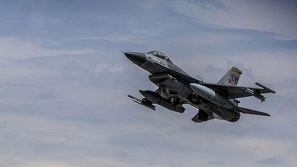 Teröristlerin üssü Karacak'a geniş kapsamlı hava harekatı