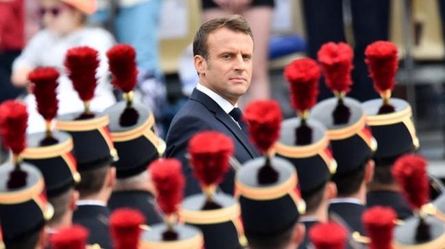 Fransa Cumhurbaşkanı Macron geldiğinden bu yana 15 bakan istifa etti
