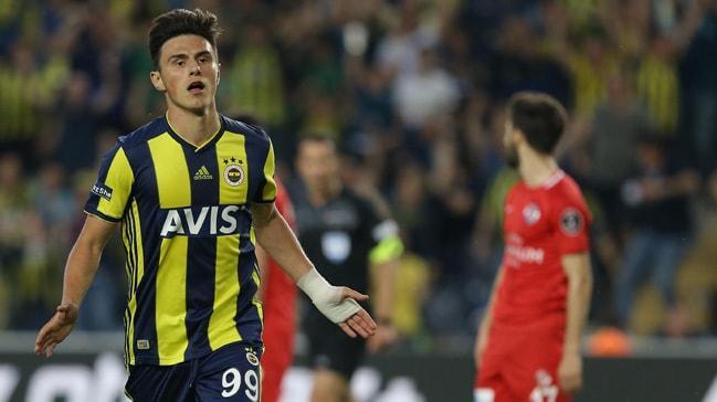 Fenerbahçe'de Eljif Elmas kamp kadrosuna dahil edilmedi