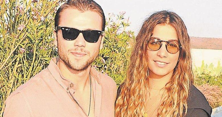 Söz dizisinin Yavuz'u Tolga Sarıtaş ve Zeynep Mayruk aşklarını gizlemiyor!