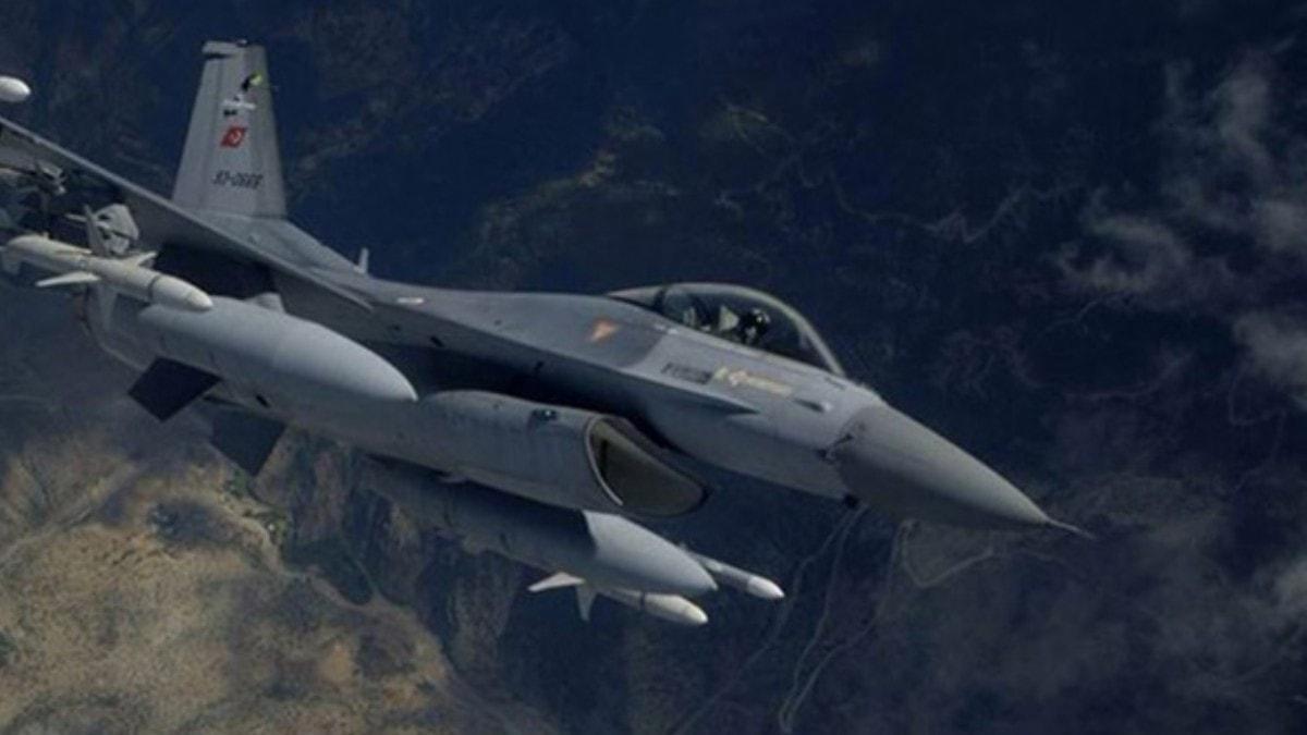 Irak'ın kuzeyinde hava harekatı! 8 PKK'lı terörist etkisiz hale getirildi