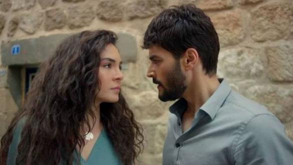 Hercai dizisinin yıldızı Ebru Şahin'in yeni imajı görenleri şaşırttı!