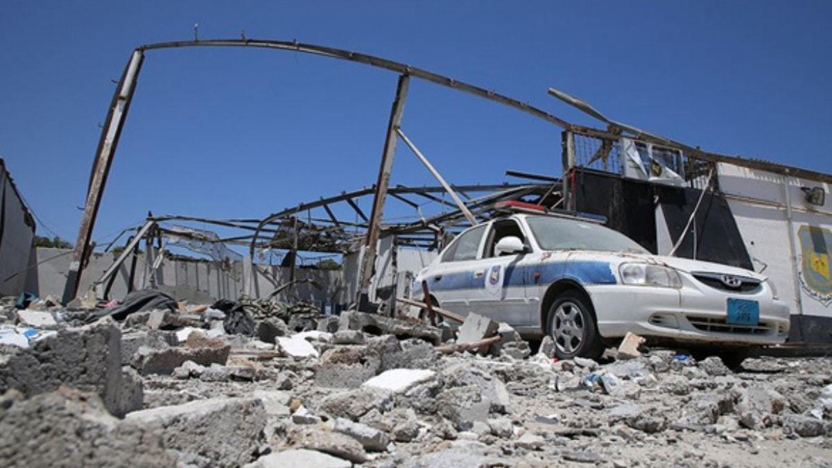 Yetkililer, Trablus'taki çatışmalar derhal durdurulmalı' mesajı verdi