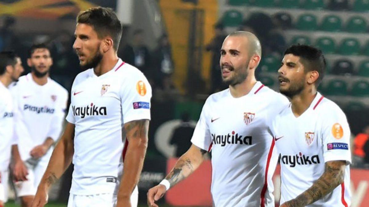 Beşiktaş, Aleix Vidal transferi için Sevilla ile pazarlıklara başladı