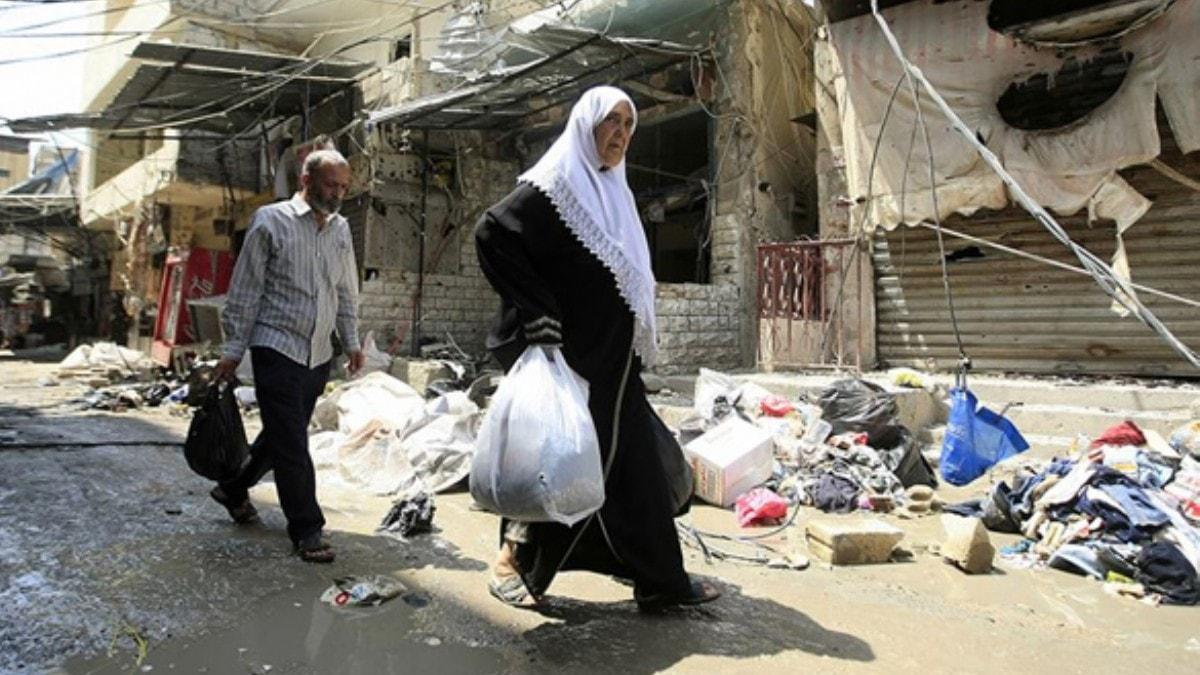 Yüzyılın Anlaşması kapsamında Lübnan'ın, Filistinli mültecileri göçe zorladığı düşünülüyor