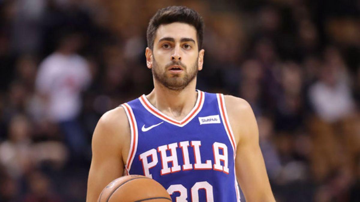 Furkan Korkmaz, Philadelphia 76ers ile 2 yıllık sözleşme imzaladı