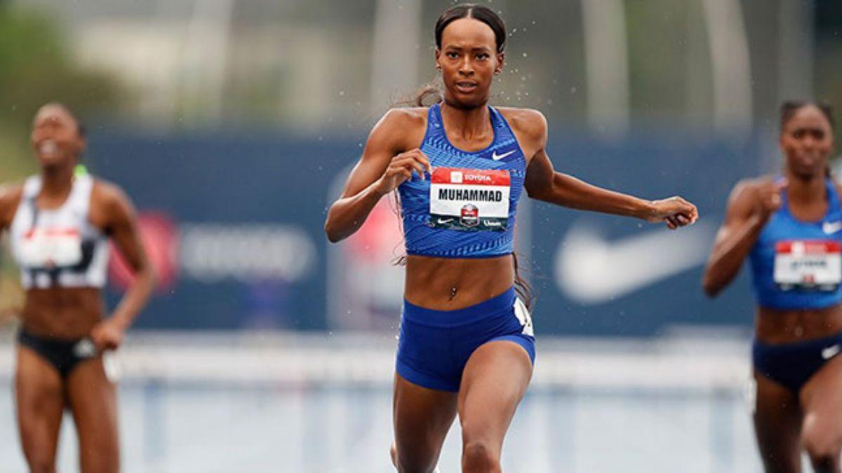 400 metre engellide dünya rekoru kırıldı