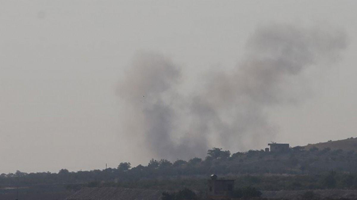 Suriye Deyrizor'da koalisyon saldırısı sonucu 5 sivil hayatını kaybetti