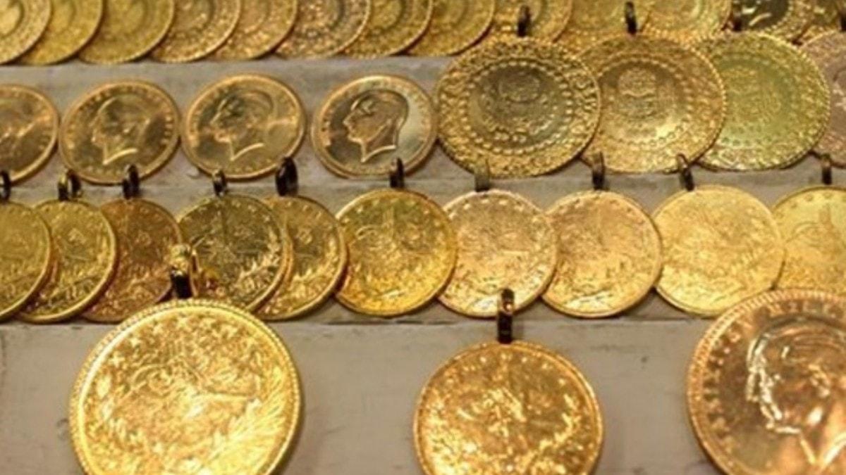 Kapalıçarşı'da çeyrek altın fiyatı