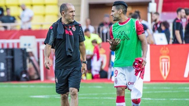 Leonardo Jardim'den Falcao açıklaması geldi