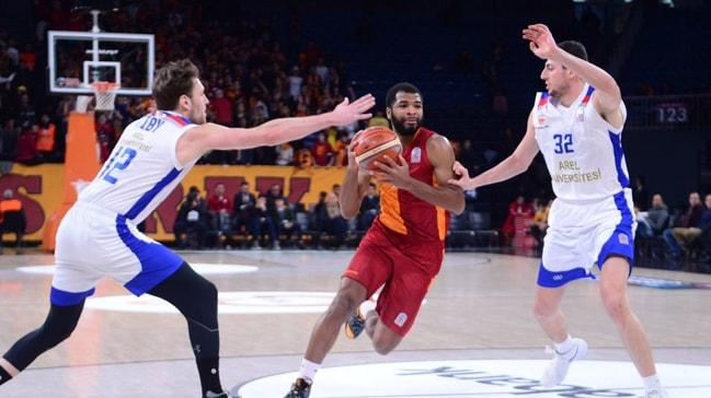 Galatasaray Erkek Basketbol Takımı'nda 3 transfer açıklandı