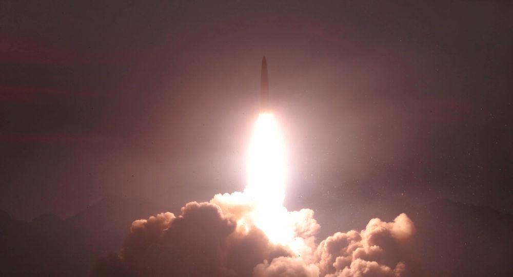 Kuzey Kore'den tehlikeli hamle! 'Tanımlanamayan füze'