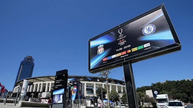 Süper Kupa mücadelesi şifresiz olarak ekranlara gelecek