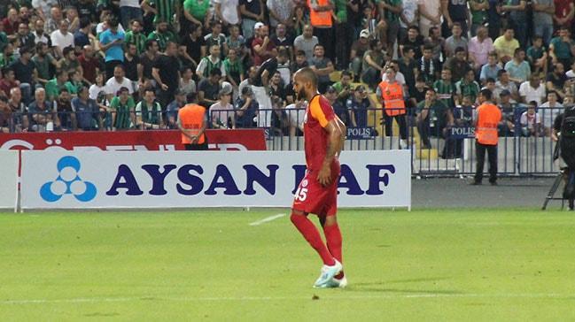 Galatasaray'da Marcao yine hayal kırıklığı yarattı