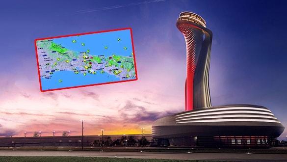 Hepsine karşılık verildi... İstanbul Havalimanı'ndan büyük başarı