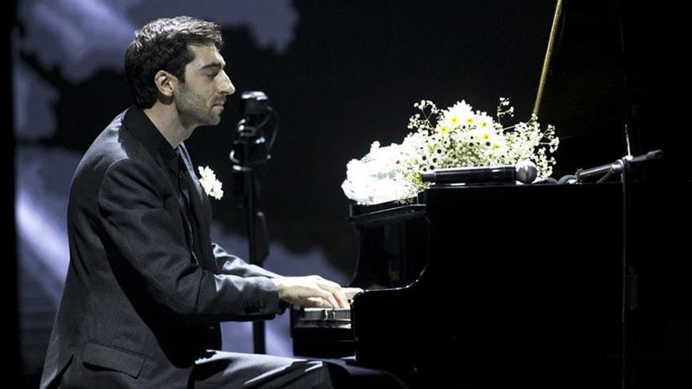 Evgeny Grinko İstanbul'da sahne aldı