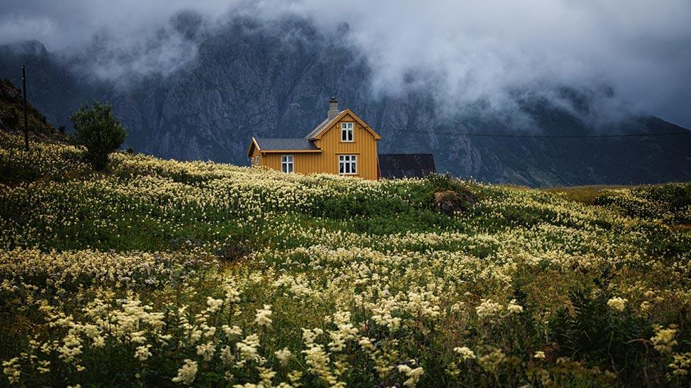 Rüyada ev gören kişi yeniliklere açık olsun