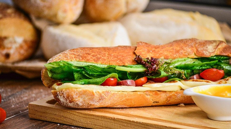 Evde pratik sandviç tarifi