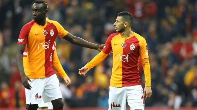 Galatasaray'da 13 milyon Euro'luk Belhanda piyangosu