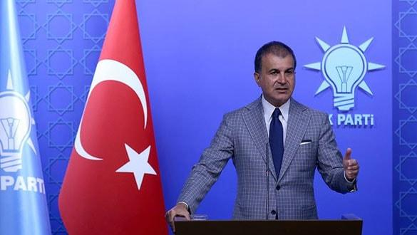 AK Parti Sözcüsü Ömer Çelik'ten Emine Bulut cinayeti açıklaması