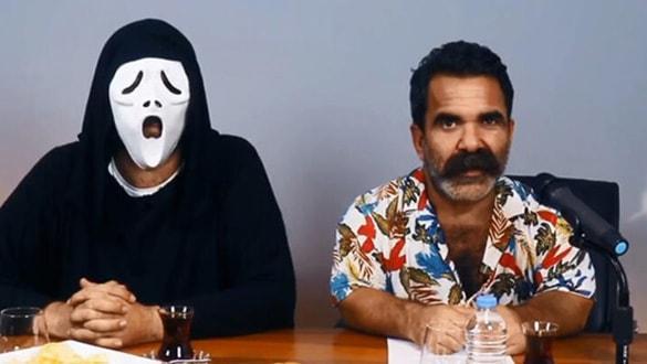 'Çaycı Hüseyin' ölmediğini ispat etmek için basın açıklaması yaptı