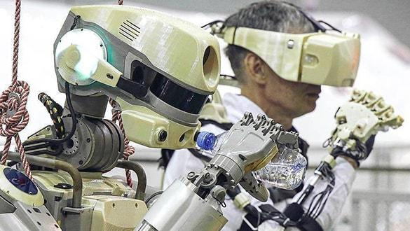 Rus robotu Fedor'un uzayda denemeleri başladı