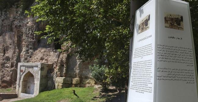 1700 yıldır ayakta... Tarihi yarımadanın ilgi odağı