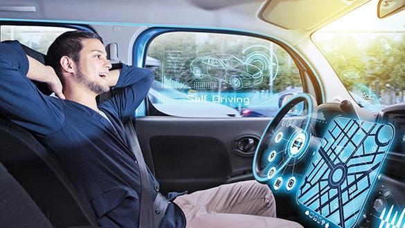 Otonom sürüş ekonomiyiyeniden şekillendirecek