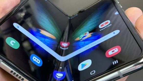 Samsung ilk katlanabilir ekranlı akıllı telefonu piyasaya sürdü