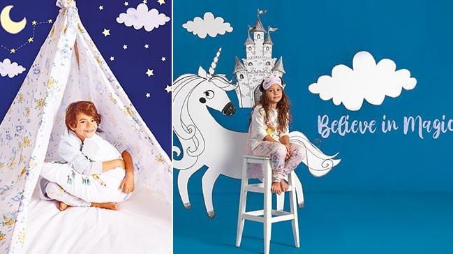 Çocukların rüyalarında dev bir tekstil projesi