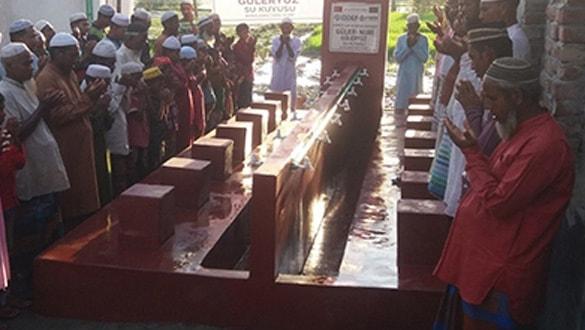 İDDEF'ten Asya ve Afrika'ya 'yaşam suyu'