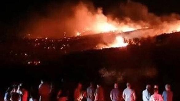 Son dakika... KKTC'de askeri bölgede patlama