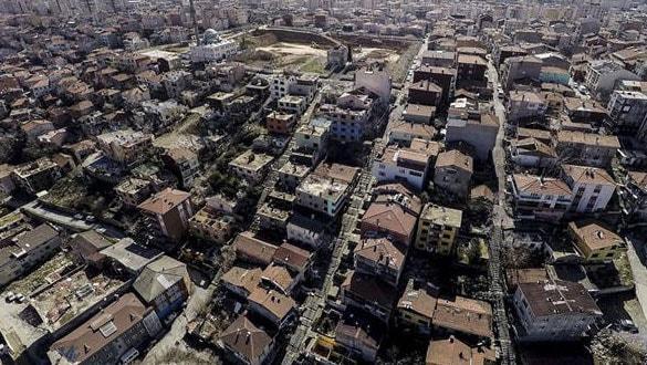 Bakan Kurum açıkladı: 25 bini İstanbul'da 65 bin bina dönüşecek