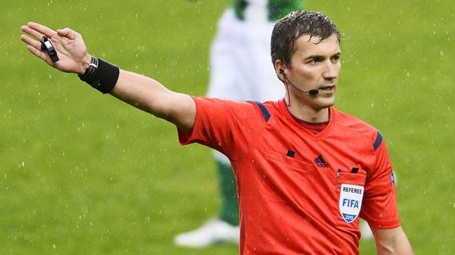 UEFA Avrupa Ligi'nde temsilcilerimizin maçlarını yönetecek hakemler belli oldu