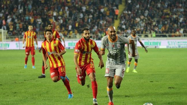 Galatasaray'ın deplasman kabusu sürüyor