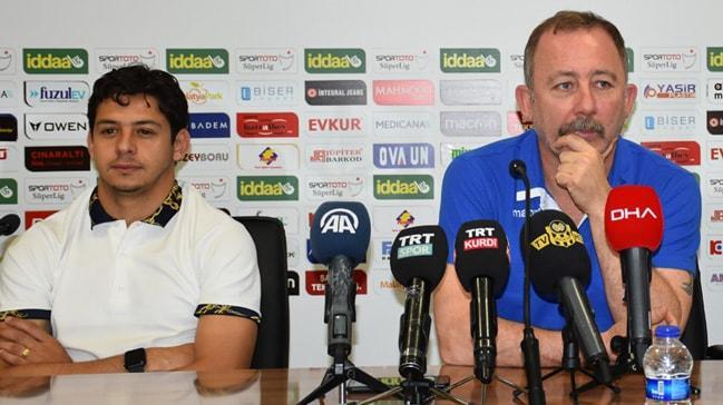 Guilherme: Sergen hocanın oynatmak istediği sistem, benim sevdiğim sistemlerden biri