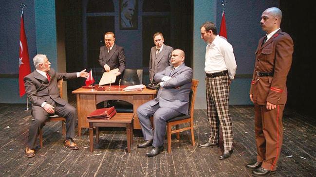 Devlet tiyatroları perdelerini açıyor