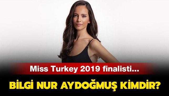 """Miss Turkey ikincisi Bilgi Nur Aydoğmuş kimdir, kaç yaşında"""" Bilginur Aydoğmuş boyu kaç"""""""