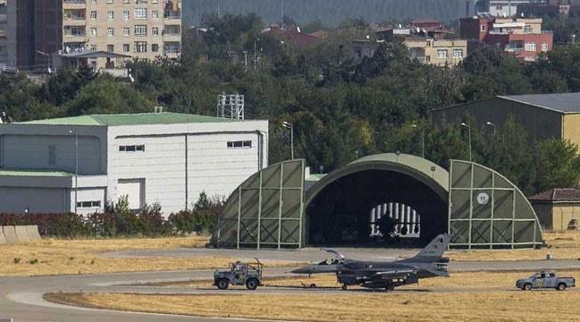 Barış Pınarı Harekatı son dakika gelişmeleri... Diyarbakır'da hava hareketliliği yaşanıyor