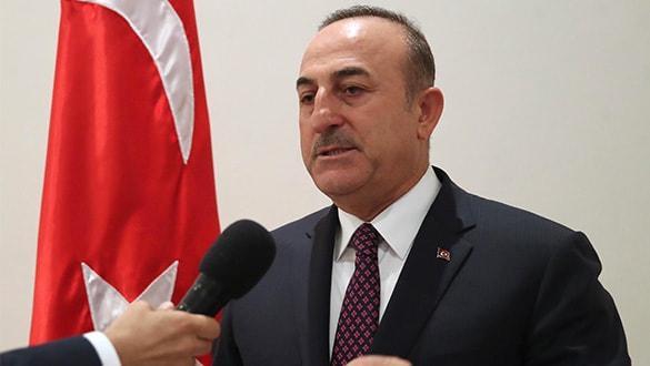 Bakan Çavuşoğlu: Suriye rejimine notayla bildirim yapıldı
